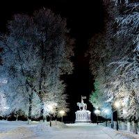 Зима пришла! :: Михаил