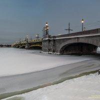 Троицкий мост :: Valeriy Piterskiy