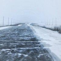 Зима...Дороги... :: Svetlana Sneg