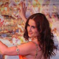 в танце :: ОКСАНА ШВЕЦ
