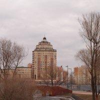 Жилой дом на набережной :: Диана Одинцова