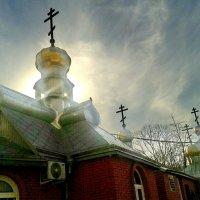 Храм Серафима Саровского в Кунцево :: Аlexandr Guru-Zhurzh