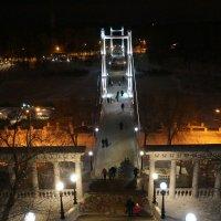 Мост между Европой и Азией. Вид ночью. :: Elena Izotova
