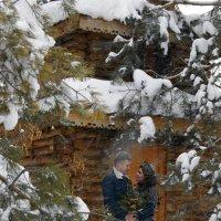 Встреча в сказочном лесу :: nika555nika Ирина