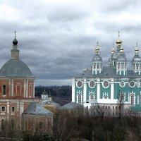 Панорама Смоленска :: Ольга Чистякова