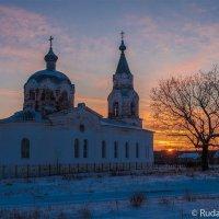 Тамбовщина. Никольская церковь с.Кривополянье :: Сергей