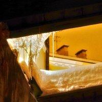 Бриллианты на крышах. :: Инна Малявина