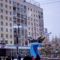 Кораблик на волне.2015 :: Артём Бояринцев