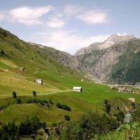 Альпийская Долина.. :: Эдвард Фогель