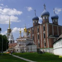 Храм Богоявления и Успенский собор :: Виктор Мухин