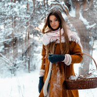 Winter sun :: Роман Егоров