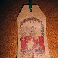 Красивая бирка. :: Света Кондрашова