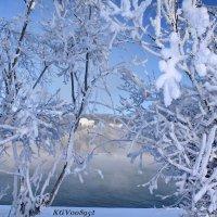 Он вновь пришёл - морозный зимний день... :: Галина