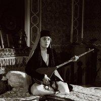 Восточная девушка :: annet Sagitova