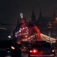 В городе :: Наталья Нарсеева