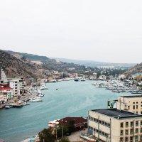 Тихая гавань... :: Алиме Исмаилова