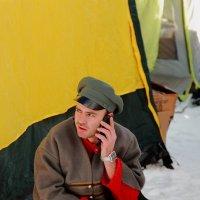 Звонок в прошлое :: Александр Коликов