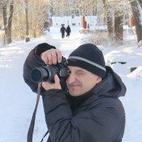 Фотограф... :: Владимир Павлов