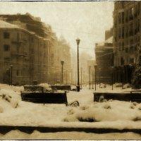 My magic Petersburg_01746_Парадный квартал. Вид на Фонтанную улицу :: Станислав Лебединский