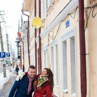 Love story в Туле :: Маргарита Комаровская
