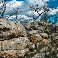 байкальская стена :: наталья