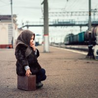 путешественница... :: вячеслав