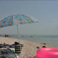 Пляжные радости :: Нина Корешкова