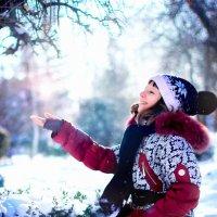 Детское счастье :: Анжелика Засядько