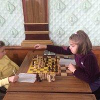 Юные шахматистки :: Тамара
