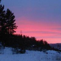Забайкальские закаты :: Елена Фалилеева-Диомидова