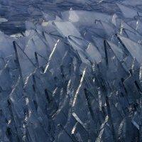 Хрустальный лёд Байкала :: Nickolai Tarkhanov