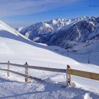 Чимбулак зимой... :: Anna Gornostayeva
