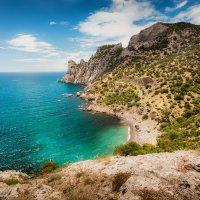 Бирюзовые воды Крыма :: Алена Бадамшина