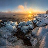 Ледяные камни. :: Фёдор. Лашков