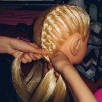 Плетение кос. :: Света Кондрашова