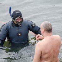 Крещенские купания :: Виктор Позняков