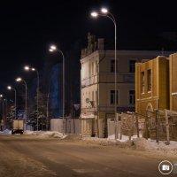 Ночь :: Александр Ребров