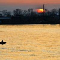 рыбалка на закате :: наталья