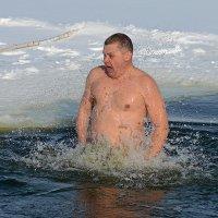 Праздник Крещения... вокруг меня всегда все кипит... :: Александр Бойко