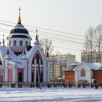 католический храм :: Евгений Вяткин