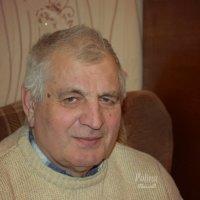 любимый дедушка :: Полина Борщик