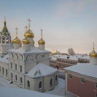 Прогулка по Нижнему. :: Андрей Ванин