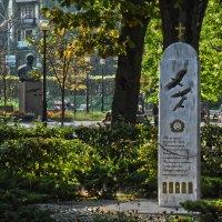 Памятник КИЕВСКИМ КУРСАНТАМ  всех ВРЕМЕН! :: Владимир Бровко