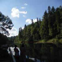 У озера :: Алина Шевелева