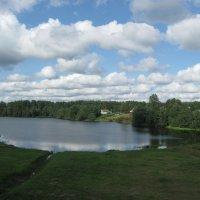 Рощинское озеро :: Алина Шевелева