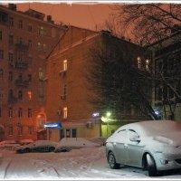 Снежная ночка 2... :: марк