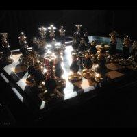 Магия шахмат... :: алексей афанасьев