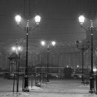 В тумане :: Людмила Волдыкова
