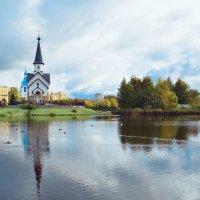 Парк на московской . :: Валентина Потулова