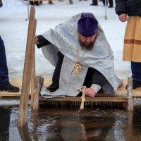 Крещение :: Елена Ерошевич